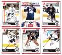 2010-11 Score (1-550) Hockey Team Set - Edmonton Oilers