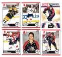 2010-11 Score (1-550) Hockey Team Set - Florida Panthers