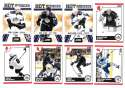 2010-11 Score (1-550) Hockey Team Set - Los Angeles Kings