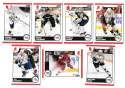 2010-11 Score (1-550) Hockey Team Set - Nashville Predators