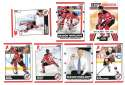 2010-11 Score (1-550) Hockey Team Set - New Jersey Devils
