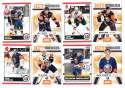 2010-11 Score (1-550) Hockey Team Set - New York Islanders