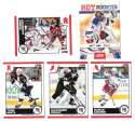 2010-11 Score (1-550) Hockey Team Set - New York Rangers