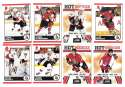 2010-11 Score (1-550) Hockey Team Set - Ottawa Senators