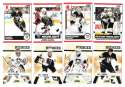 2010-11 Score (1-550) Hockey Team Set - Pittsburgh Penguins