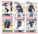 2010-11 Score (1-550) Hockey Team Set - Toronto Maple Leafs
