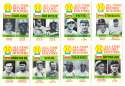 1979 Topps (overall VG+ Condition) - All Time Record Holders  8 card subset