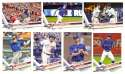 2017 Topps - TORONTO BLUE JAYS Team Set
