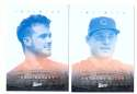 2017 Topps Bunt Infinite - CHICAGO CUBS