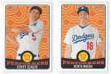 2017 Topps Heritage New Age Performers - LOS ANGELES DODGERS