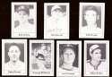 1978 GRAND SLAM - ST LOUIS BROWNS / BALTIMORE ORIOLES Team Set