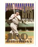 1995 Conlon TSN - Babe Ruth 100th Anniversary