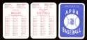 1998 APBA Season (w/ EX Players 30 cards) - HOUSTON ASTROS Team Set