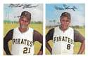 1983 Starliner Stickers - PITTSBURGH PIRATES