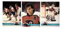 1991-92 Topps Stadium Club Hockey Team Set - Philadelphia Flyers