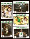 2008-09 Topps Basketball Team Set - Boston Celtics