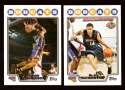 2008-09 Topps Basketball Team Set - Charlotte Bobcats