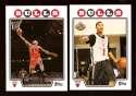 2008-09 Topps Basketball Team Set - Chicago Bulls