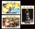 2008-09 Topps Basketball Team Set - Denver Nuggets