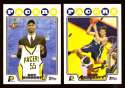 2008-09 Topps Basketball Team Set - Indiana Pacers