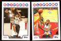 2008-09 Topps Basketball Team Set - Los Angeles Clippers