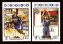 2008-09 Topps Basketball Team Set - Memphis Grizzlies