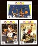 2008-09 Topps Basketball Team Set - Miami Heat