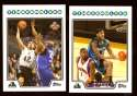 2008-09 Topps Basketball Team Set - Minnesota Timberwolves