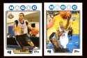 2008-09 Topps Basketball Team Set - Orlando Magic