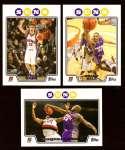 2008-09 Topps Basketball Team Set - Phoenix Suns