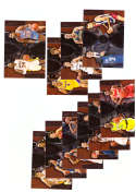 2008-09 Topps Basketball In the Genes 10 card set