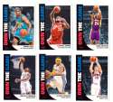 2008-09 Topps Basketball Own the Game 20 card set