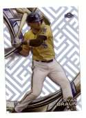 2016 Topps High Tek - MILWAUKEE BREWERS