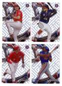 2016 Topps High Tek - WASHINGTON NATIONALS