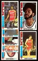 1976-77 Topps Basketball Team Set - Chicago Bulls
