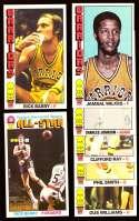 1976-77 Topps Basketball Team Set - Golden State Warriors