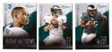 2014 Panini Prestige (1-300) Football Team Set - PHILADELPHIA EAGLES
