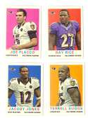 2013 Topps 1959 Mini Football - BALTIMORE RAVENS