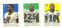 2013 Topps 1959 Mini Football - PHILADELPHIA EAGLES