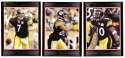 2007 Bowman Football - PITTSBURGH STEELERS