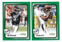 2001 Score Football (Base 1-220) - PHILADELPHIA EAGLES