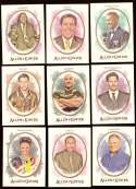 2017 Topps Allen and Ginter  - Non Baseball Players (36 cards)
