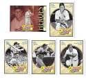 2005 Upper Deck Heroes (5 Card Set) - STAN MUSIAL