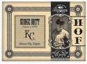 2005 Timeless Treasures HOF Silver (#ed/500) - KANSAS CITY ROYALS  GEORGE BRETT