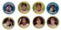 1964 Topps Coins - LOS ANGELES ANGELS Team set