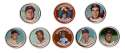 1964 Topps Coins - LOS ANGELES DODGERS Team Set