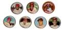 1964 Topps Coins - PHILADELPHIA PHILLIES Team Set