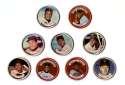 1964 Topps Coins - SAN FRANCISCO GIANTS Team Set