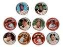 1964 Topps Coins - ST LOUIS CARDINALS Team Set