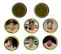 1964 Topps Coins - WASHINGTON SENATORS Team set w/ Hinton Variations